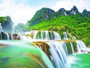 Hà Nội - Hồ Ba Bể - Thác Bản Giốc