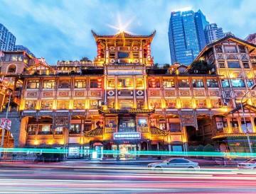 Trùng Khánh - Cao nguyên ShangriLa - Đại Nghiên Cổ Trấn Lệ Giang